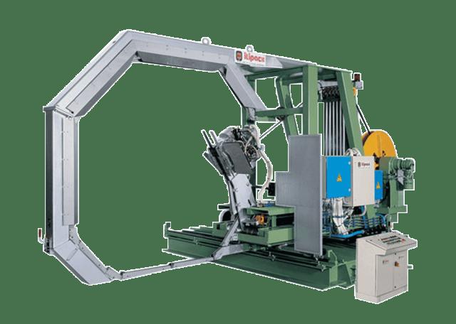 full otomatik çelik çember makinası